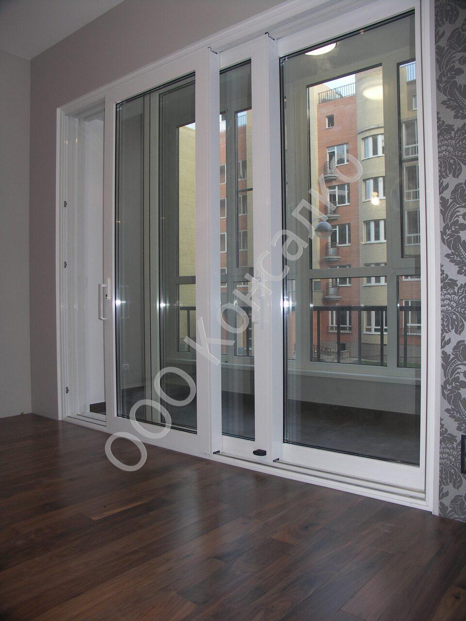 Регулировка балконной двери: общие правила.